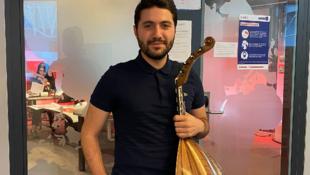 الموسيقي زياد مهدي