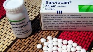 Baclosan_baclofene