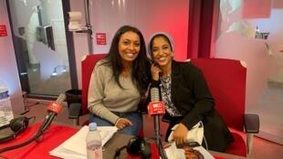 Samira Ibrahim et Alaa Salah