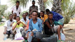مهاجرون إثيوبيون في اليمن